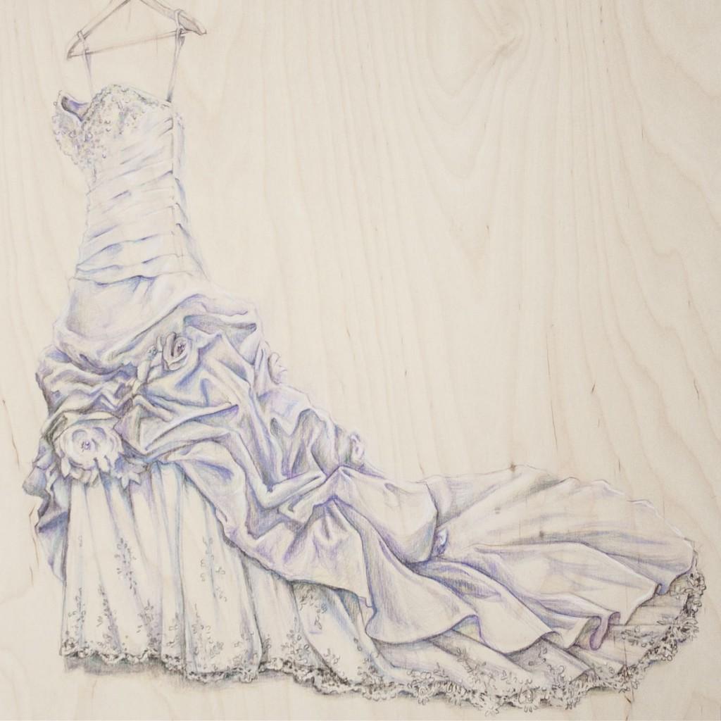 Jennifer's Wedding Dress