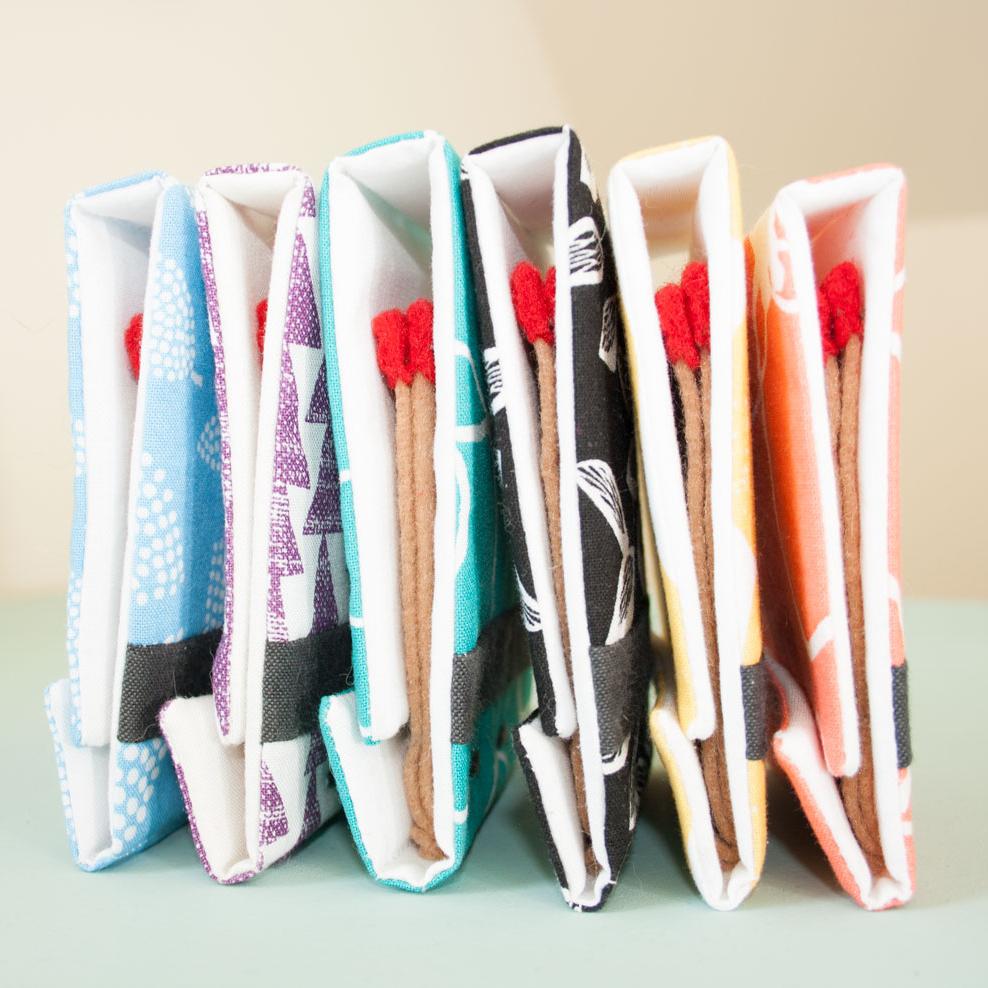 Match Needle Books